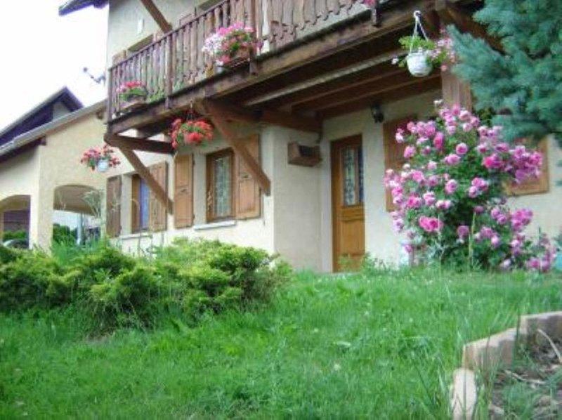 Saint Chaffrey: Neige et Soleil, location de vacances à Hautes-Alpes