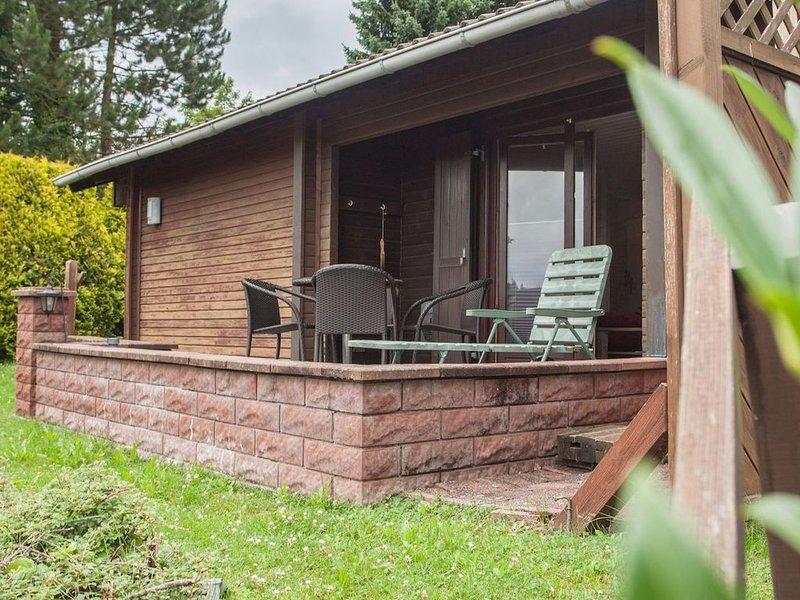 Cozy Holiday Home in Niedersfeld with Private Garden, casa vacanza a Kustelberg