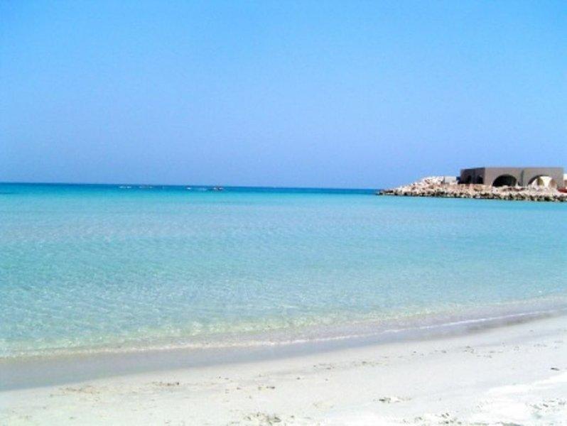 san foca salento,villetta  a 30 metri mare sabbia fina 4/7 posti letto, casa vacanza a Melendugno