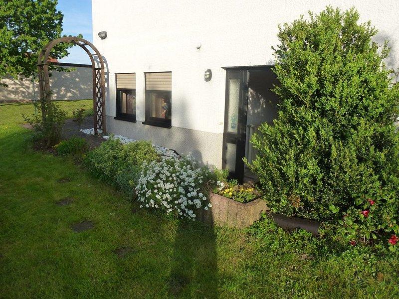 Gepflegte ,liebevoll eingerichtete Ferienwohnung in ruhiger Wohnlage, vacation rental in Neunkirchen