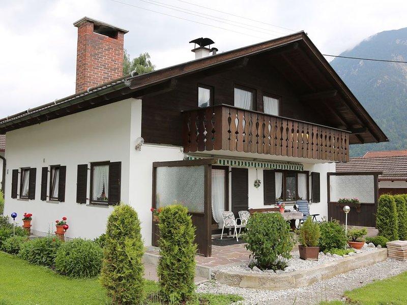 Ferienwohnung Hibler-Wiesböck Ihr Urlaub im Zugspitzland, holiday rental in Farchant