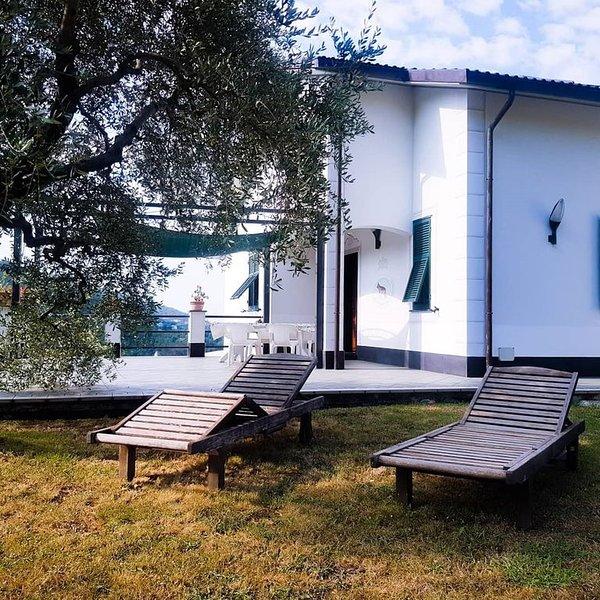 APPARTAMENTO LA CASA DI NEVIO, location de vacances à Ne