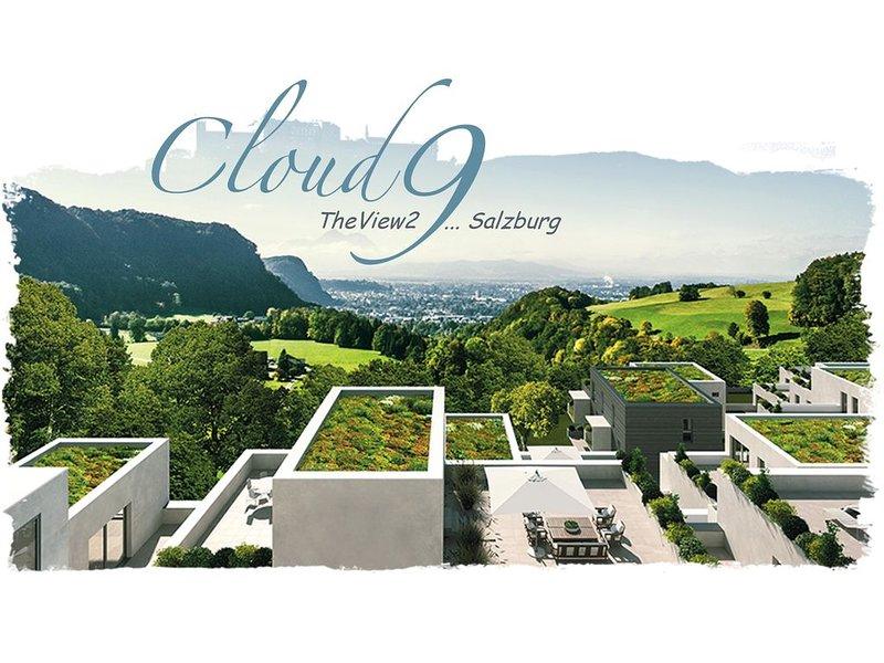 Exklusives Penthouse über der Festspielstadt Salzburg/Fuschlsee-Salzkammergut, holiday rental in Oberhofen am Irrsee