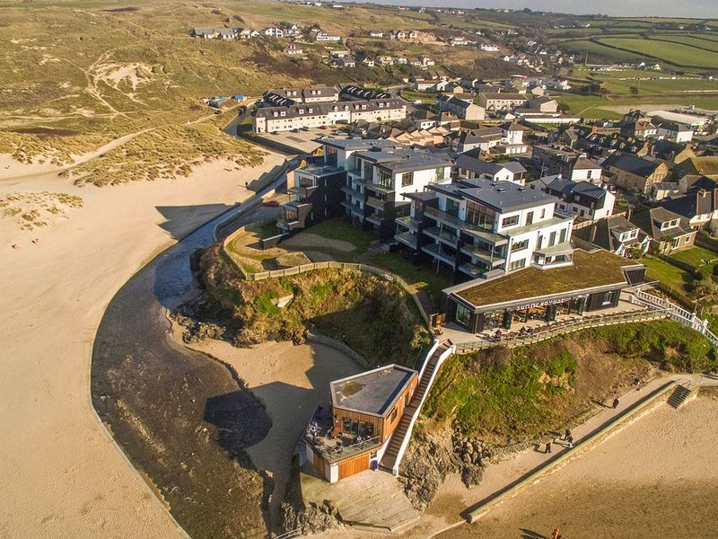 Chapel Rock View, PERRANPORTH, holiday rental in Bolingey