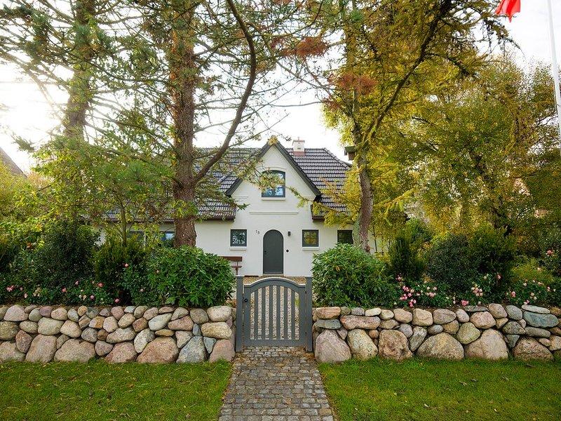 Ferienhaus Skellinghof Morsum Skellinghörn - 250 qm für bis zu 6 Personen, location de vacances à North Friesian Islands