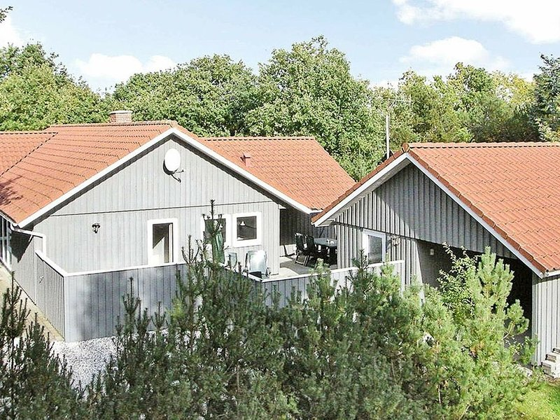 Beautiful Holiday Home in Ansager with Sauna, holiday rental in Hovborg