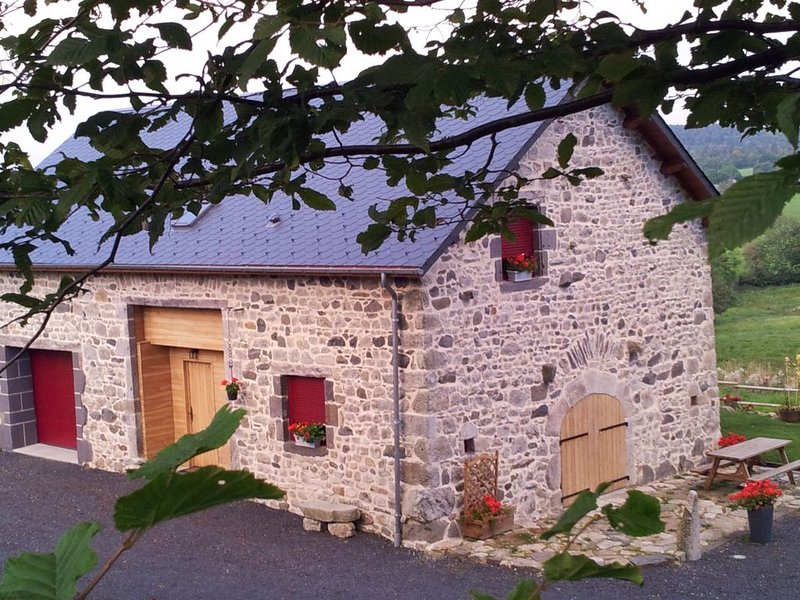 Gite au coeur des Combrailles, holiday rental in Saint-Pierre-le-Chastel