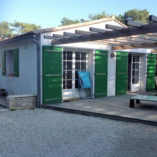 maisonnette de charme sur Ré La Blanche, holiday rental in Ile de Re