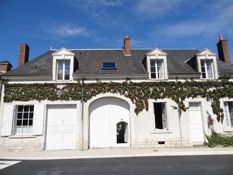 à 15 mn du ZOO de BEAUVAL, maison familiale de charme, forge  du 19ème siècle, casa vacanza a Indre