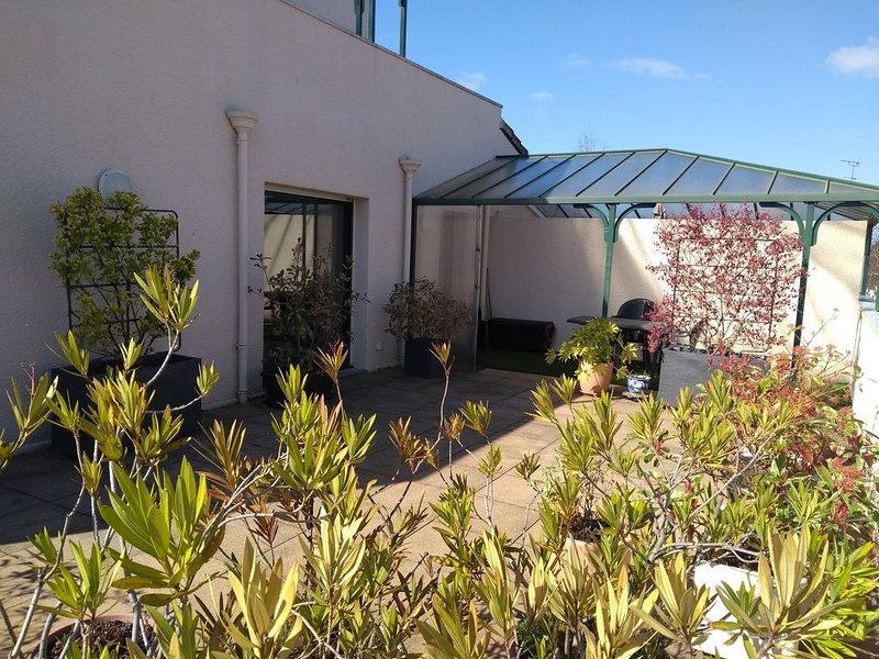T3 Plein centre BISCARROSSE-Bourg 3 étoiles., vacation rental in Biscarrosse