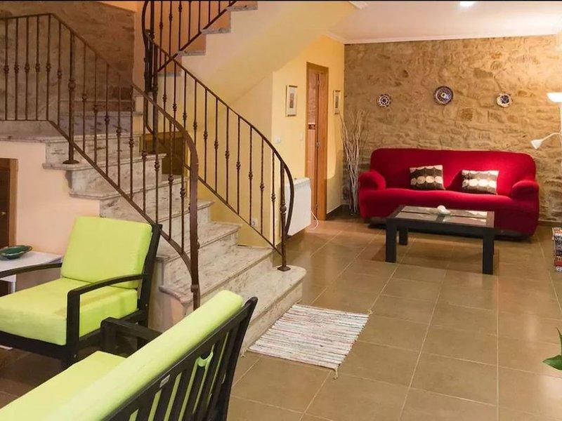 Casa - 3 Dormitorios con WiFi - 106630 – semesterbostad i Fisterra
