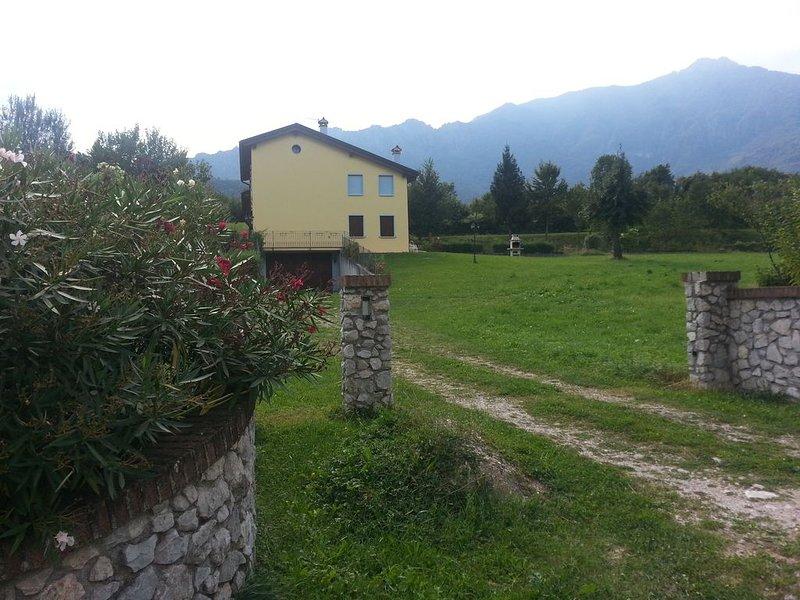 Ferienwohnung Velo d'Astico für 1 - 8 Personen mit 3 Schlafzimmern - Ferienwohnu, holiday rental in Bertigo