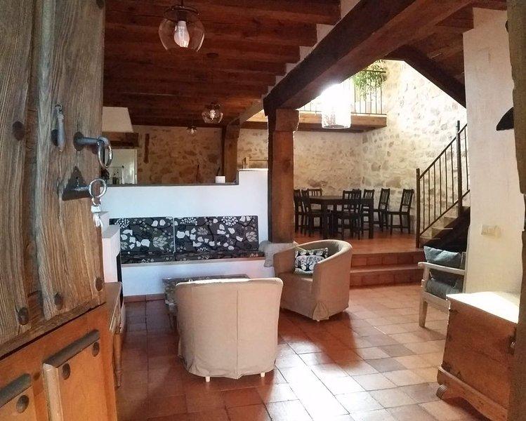 El Rinconcillo de Torreiglesias - Casa La Alameda, casa vacanza a Aguilafuente