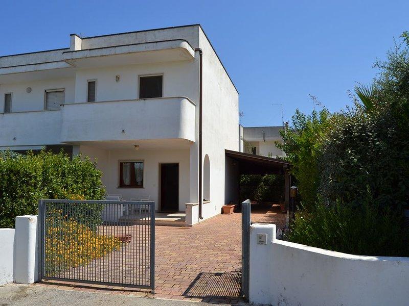 VILLA MARE 'AGRIPPINA', holiday rental in Torre Santa Sabina