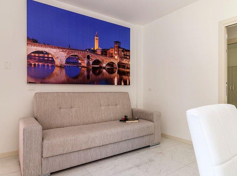 L'appartamento Romeo  country house ospita fino a 5 persone (4+1), Ferienwohnung in San Polo di Piave