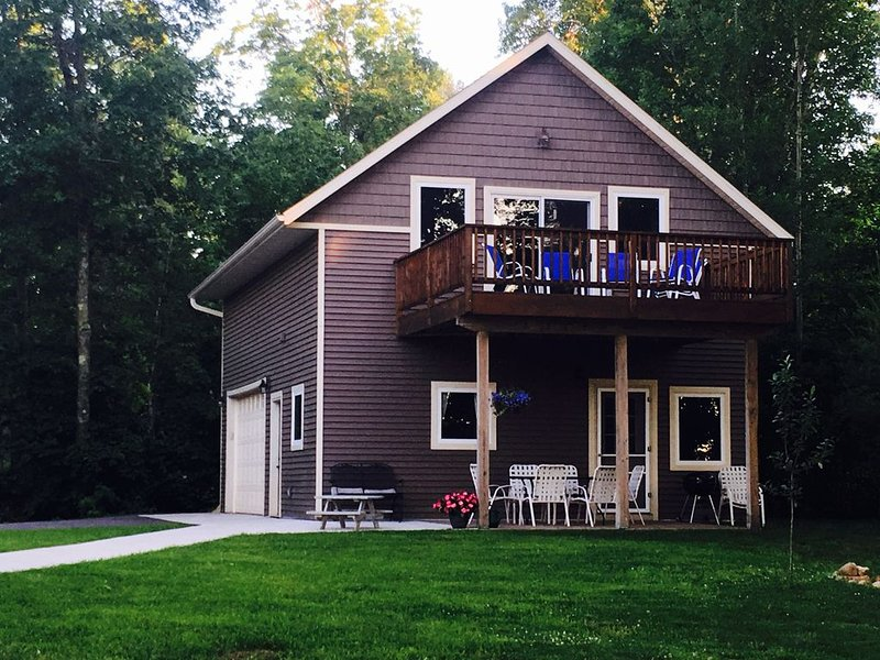 Quiet Guest House on Nokay Lake, holiday rental in Brainerd