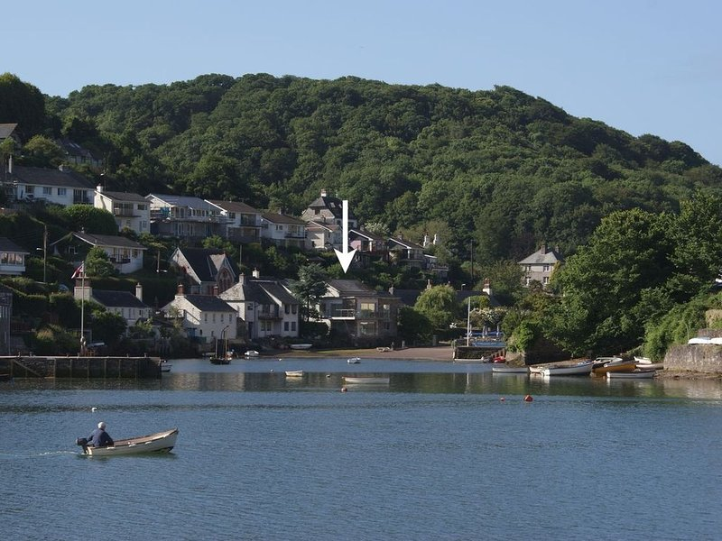 Tidal Waters, NOSS MAYO, vacation rental in Noss Mayo