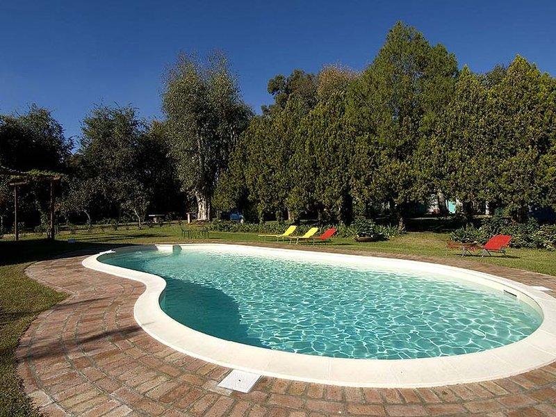 Relax nella campagna tra Roma e il mare, ad uso esclusivo degli ospiti, vacation rental in Latina