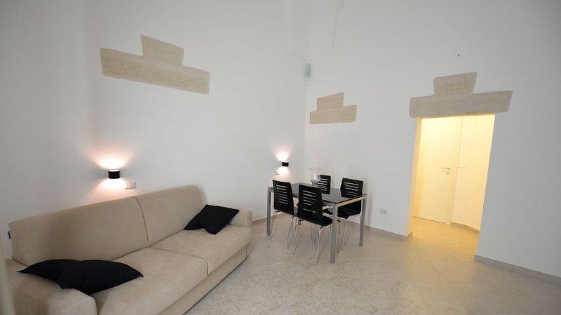 Appartamenti Sidera  - Un posto autentico dal gusto salentino - VELA, holiday rental in Castromediano