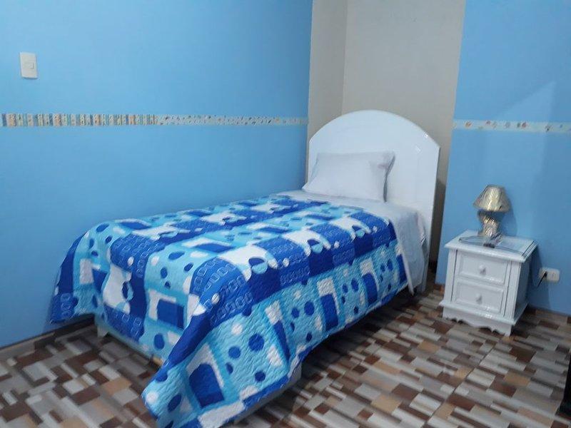 habitacion estandar individual, holiday rental in Los Olivos