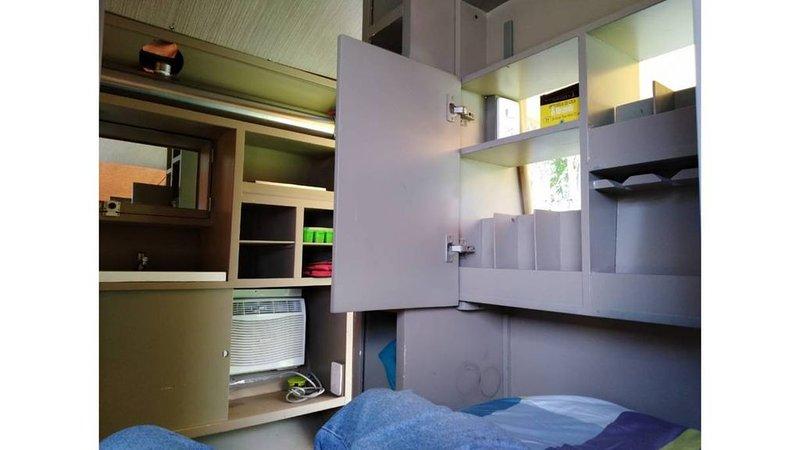 CASA RODANTE IDESTINOS - PALOMINO, vacation rental in La Guajira Department