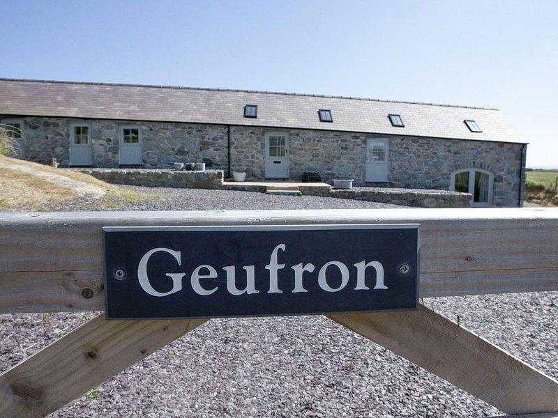 Geufron, ABERDARON, holiday rental in Rhoshirwaun