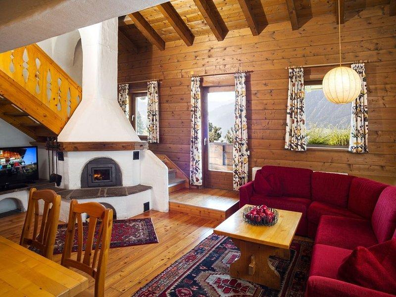 Luxurious Apartment with Swimming Pool in Matrei, vacation rental in Matrei in Osttirol