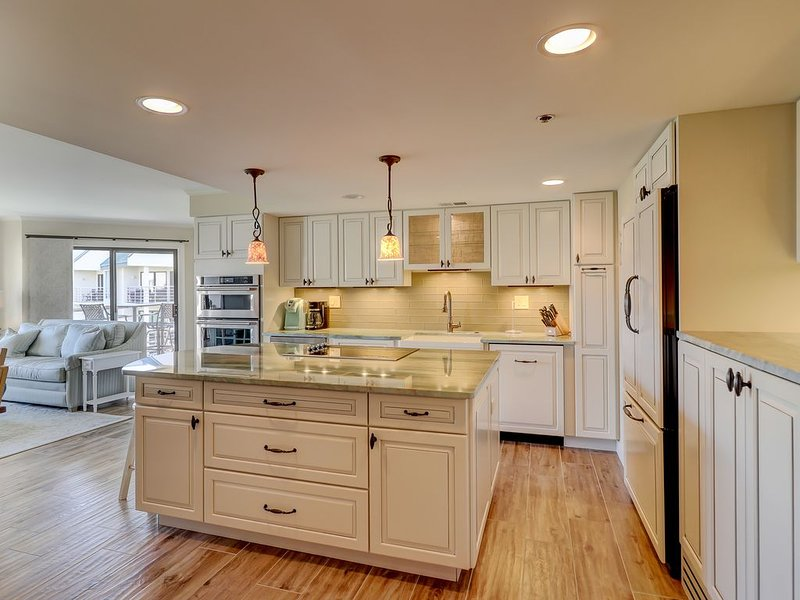 Updated Luxury Completely Remodeled  villa with a modern floor plan Gourmet Kitc, alquiler vacacional en Daufuskie Island