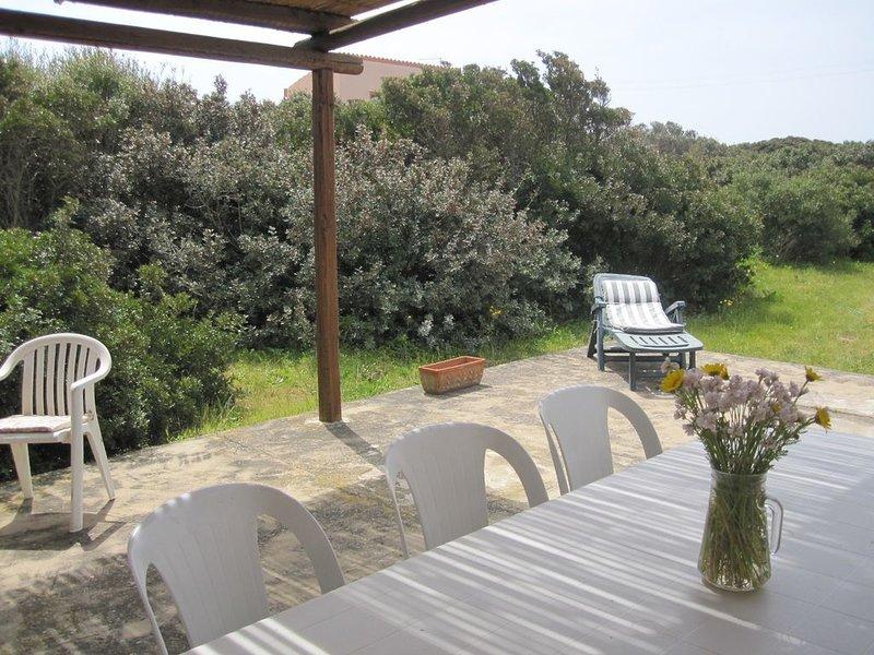Isola di San Pietro, Carloforte - Dimora tipica, vakantiewoning in Carloforte