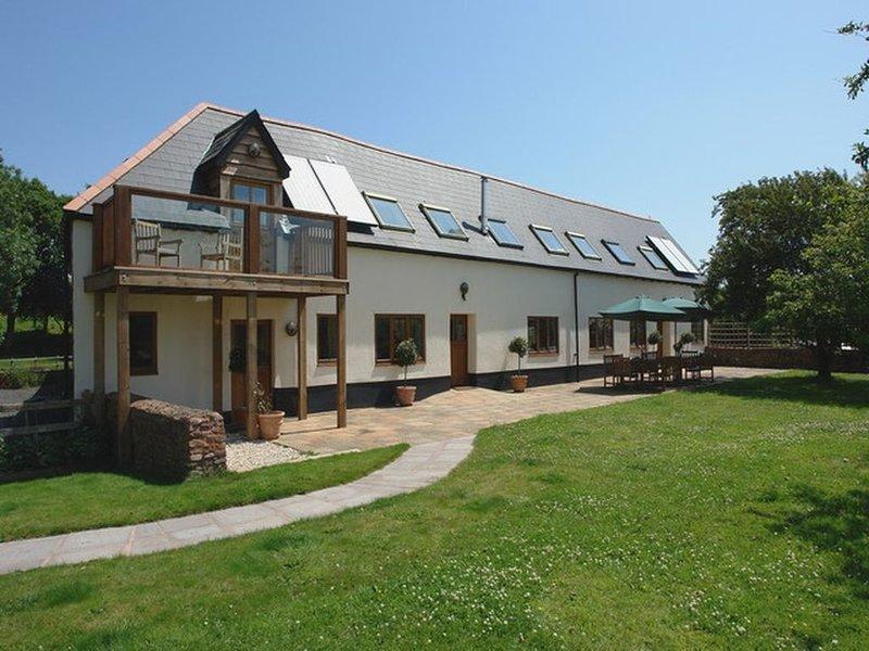 The Hay Loft, Kentisbeare, holiday rental in Culmstock