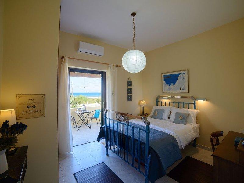 Eleonoras Beach House in Sidari sandy beach, holiday rental in Ereikoussa