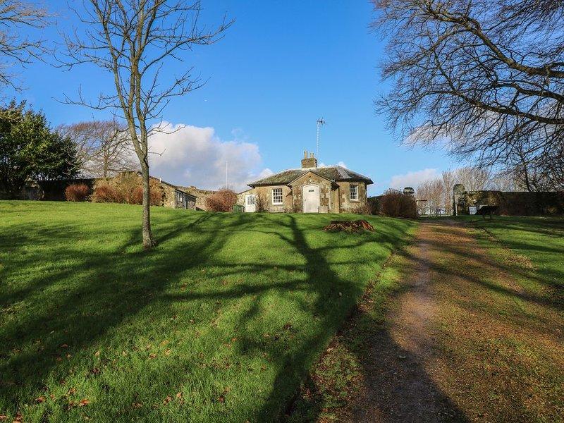 The Gate House, WROXALL, Ferienwohnung in Godshill