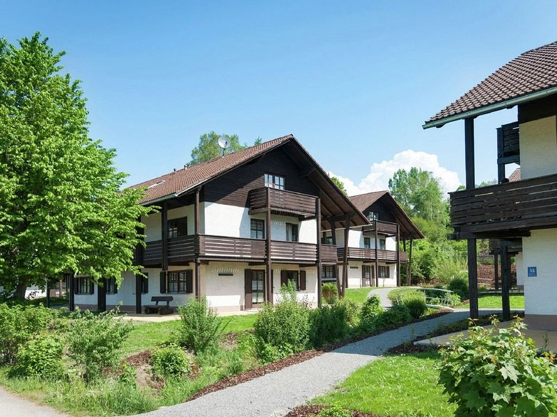 Ground floor apartment with oven, at a nature reserve area, holiday rental in Spiegelau
