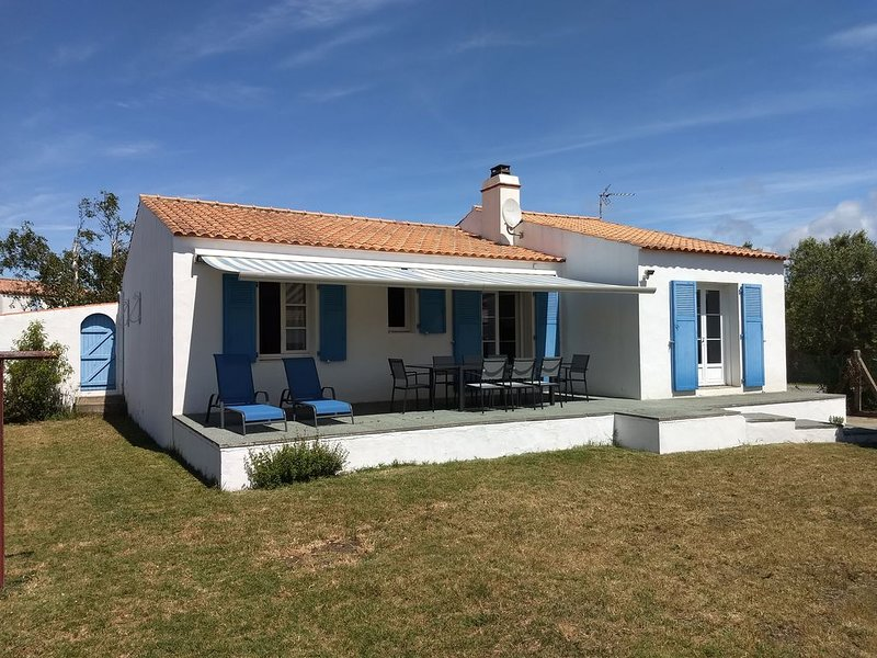 Location maison L'Epine (Noirmoutier) 8 personnes, holiday rental in L'Epine