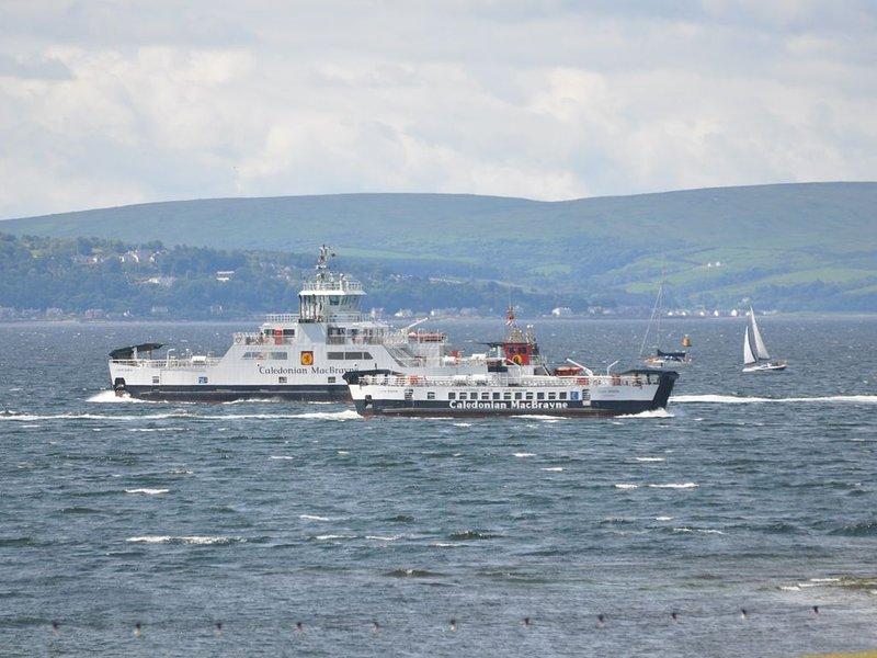 Millport ferries