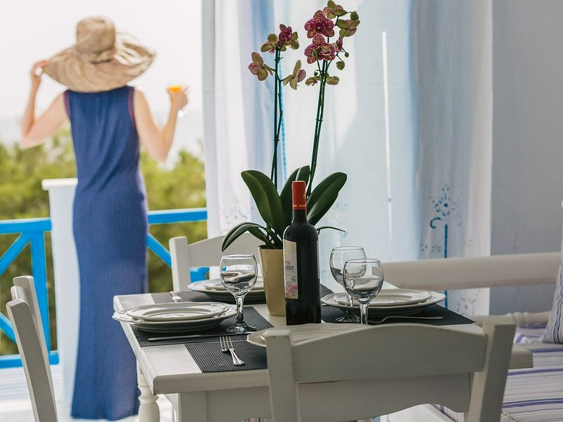 GeoMare Beach House., vacation rental in Monolithos