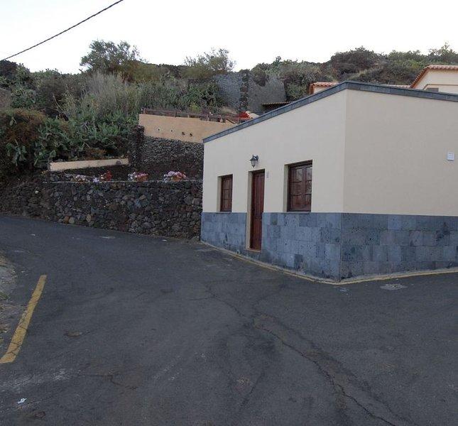 Fantástica casa Julan en El Pinar del Hierro, vakantiewoning in Taibique