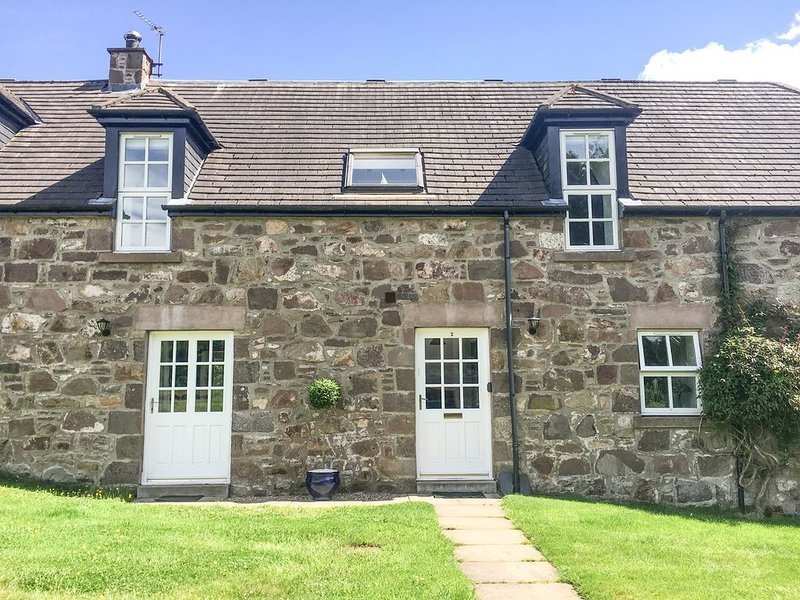 Dunnottar Woods House, STONEHAVEN, vacation rental in Muchalls