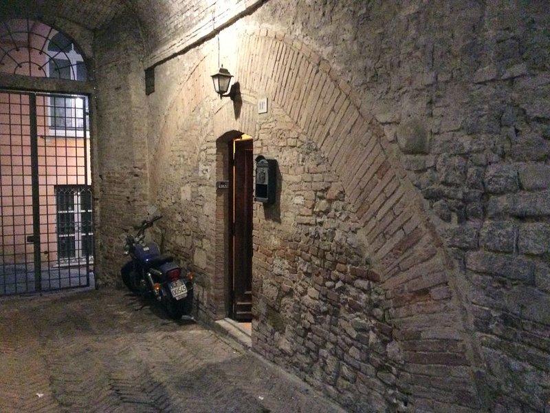 La Casina di Perugia via Fratti, location de vacances à Montelaguardia