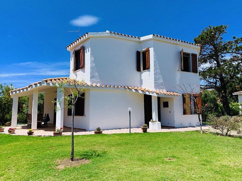 Casa Vacanze 'Villa Michela', location de vacances à Sarroch