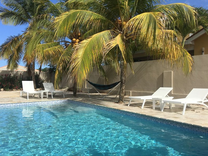 Casa Tulia Apartment - Grote Berg - Curaçao, vacation rental in Tera Kora