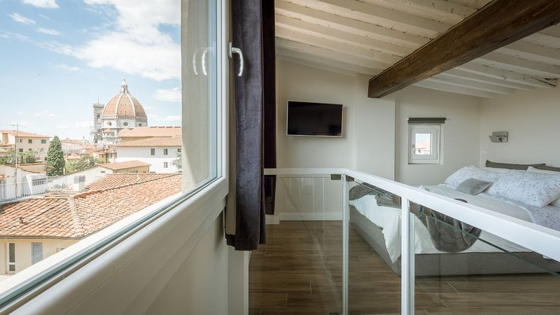 Penthouse delle Stelle, holiday rental in San Martino alla Palma