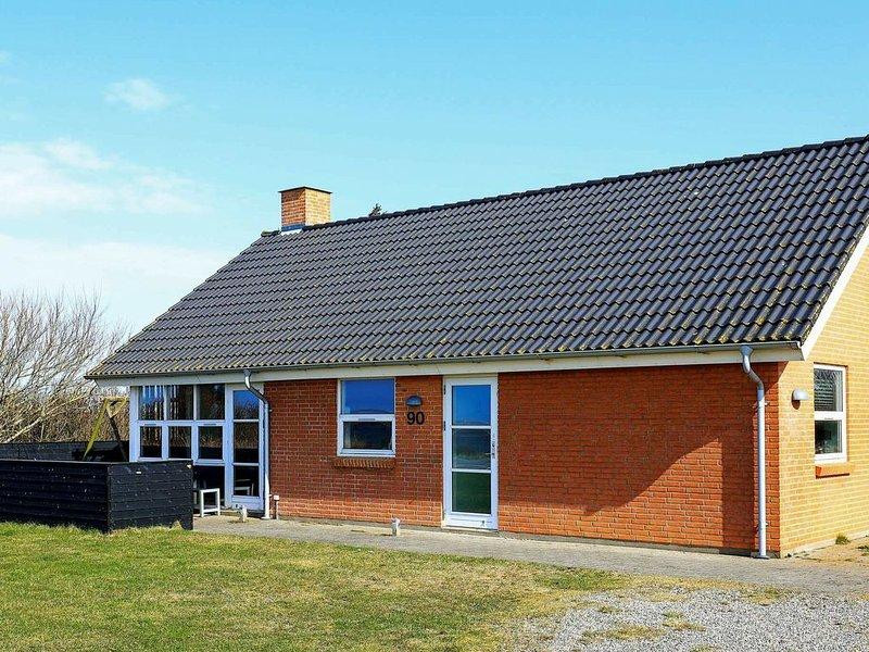 Comfortable Holiday Home in Vestervig with Sauna, location de vacances à Ydby