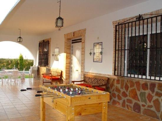 La Casa de Carlos para 7 personas, location de vacances à Las Navillas