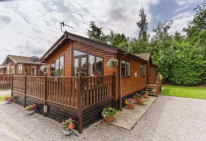 Silverdale 21 South Lakeland Leisure Village, casa vacanza a Warton