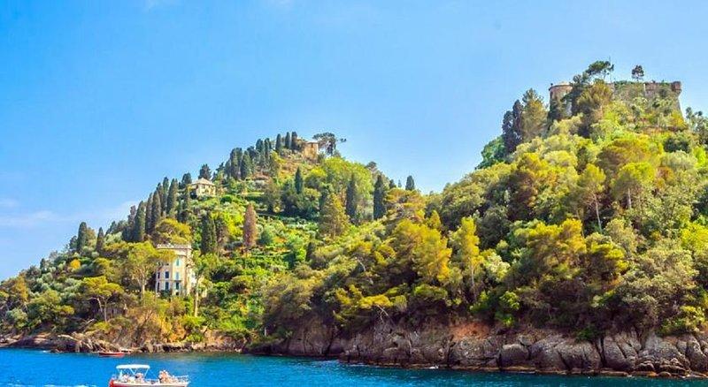 Villino Rosella - Portofino, holiday rental in Portofino