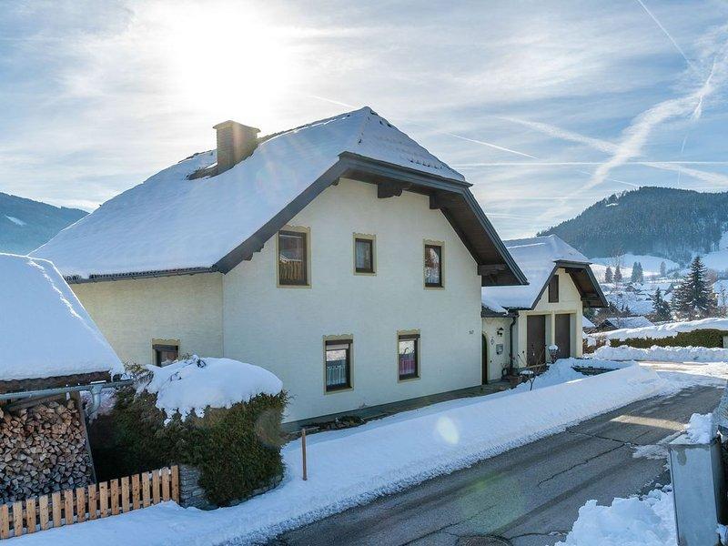 Cosy Apartment in Tamsweg with Private Garden, aluguéis de temporada em Tamsweg