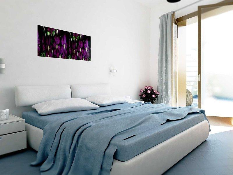 Casa Stella di Mare a due passi dalla spiaggia, terrazzo con vista panoramica, vacation rental in Zapponeta