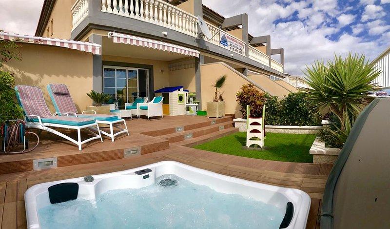 Paraiso del Mar El Médano, holiday rental in Granadilla de Abona