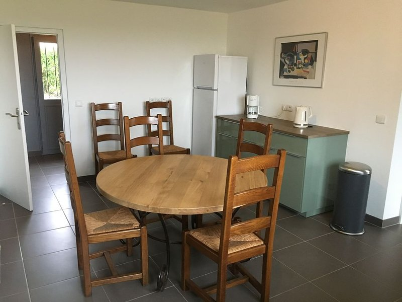 Maison : le grand cerf, holiday rental in Eclance